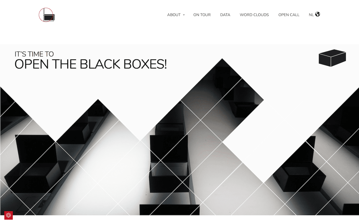 Open The Black Boxes | Website