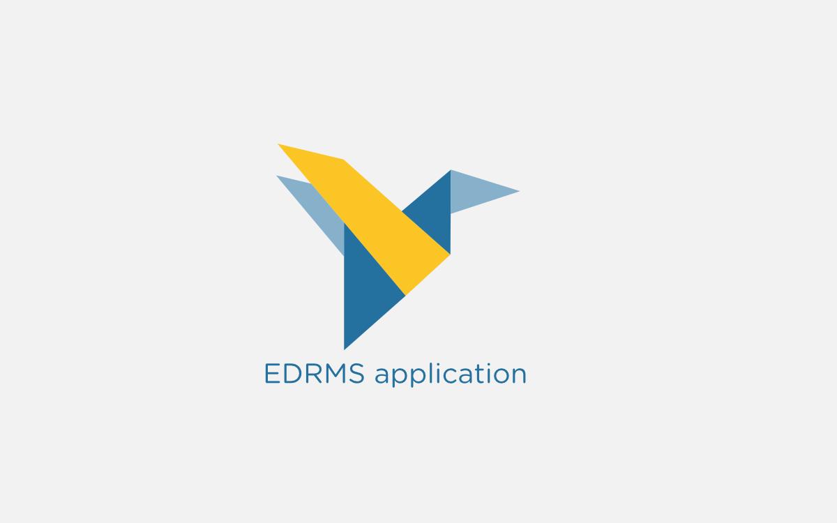EDRMS application