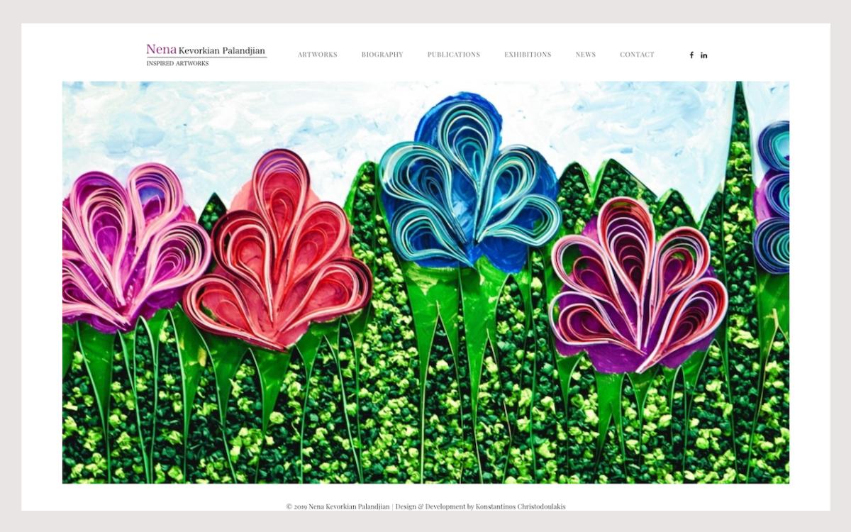 Nena Kevorkian | Website