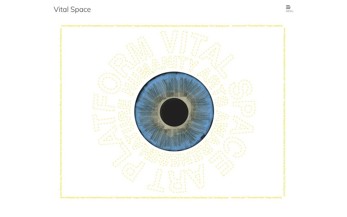 VITAL Space | Website