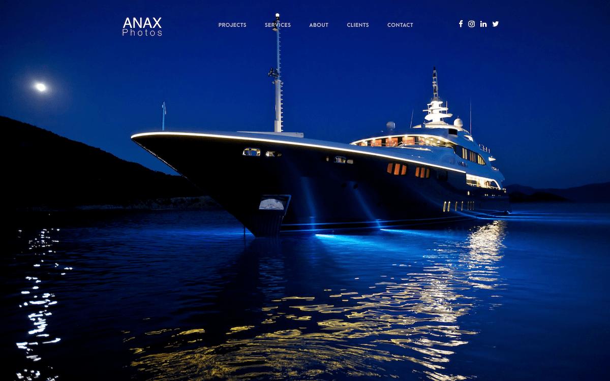 ANAX Photos | Website