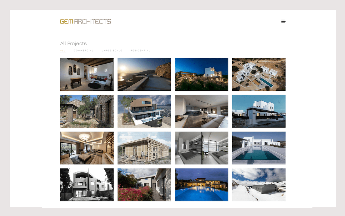 GEM Architects | Website